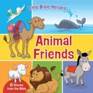 Animal Friends: 6 Stories from the Bible Boardbook