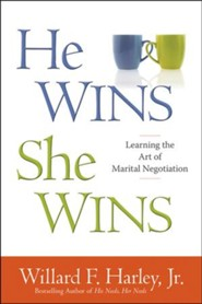 He Wins, She Wins: Learning the Art of Marital Negotiation