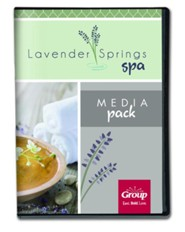 Lavender Springs DVD and CD Media Pack (DVD, Graphics CD and Instrumental Music CD)