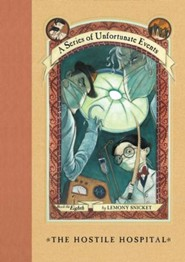 A Series of Unfortunate Events #8: The Hostile Hospital - eBook