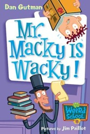 My Weird School #15: Mr. Macky Is Wacky! - eBook