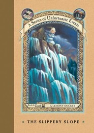A Series of Unfortunate Events #10: The Slippery Slope - eBook