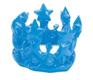 Inflatable Crown, pack of 12