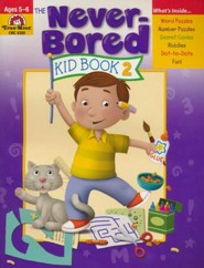 The Never-Bored Kid Book 2, Ages 5-6
