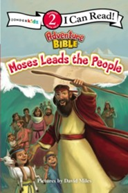 Moses Leads the People  -