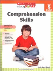 Scholastic Study Smart Comprehension Skills Level 5