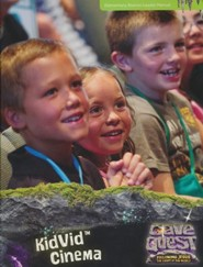 Cave Quest VBS 2016: KidVid Cinema Leader Manual