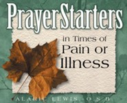 PrayerStarters in Times of Pain or Illness / Digital original - eBook