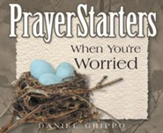PrayerStarters When You're Worried / Digital original - eBook