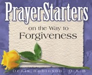 PrayerStarters on the Way to Forgiveness / Digital original - eBook
