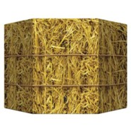 Haybale Photo Prop