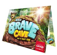 Brave Cave Follow-Up Foto Frames, pack of 10