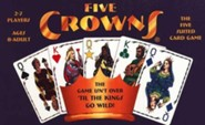 Five Crowns Card Game