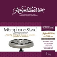 Microphone Stand Tray