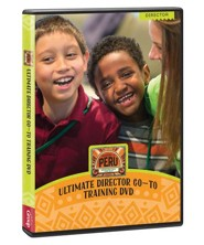 Passport to Peru VBS: Ultimate Director Go-to Recruiting & Training DVD
