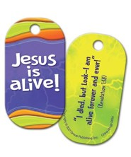 Bible Tag, set of 5