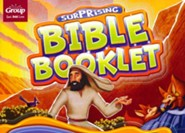 Surprising Bible Booklet, pack of 10