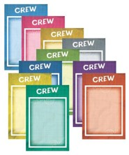 Maker Fun Factory VBS: Crew Signs, 10 pk