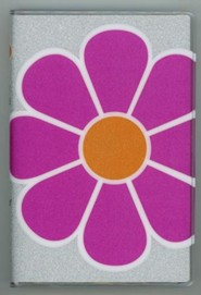 Hardcover Pink Flower - Slightly Imperfect