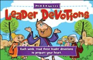Buzz: Pre-K & K Jubilee Buzz Leader Devotions, Spring 2018