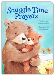 Snuggle Time Prayers Boardbook