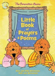 The Berenstain Bears Little Book of Prayers and Poems