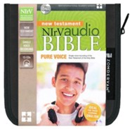 NIrv Audio Bible New Testament Pure Voice