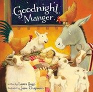 Goodnight, Manger--Boardbook