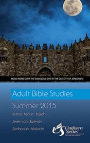 Adult Bible Studies Summer 2015 Student - eBook