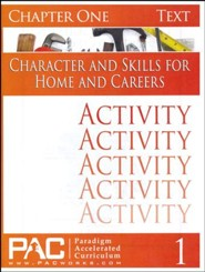 Industrial Skills & Careers Activities, Chapter 1