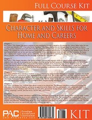 Character and Skills for Home and Careers Kit