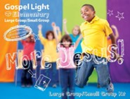 Gospel Light: Elementary Grades 1-4 Large Group Quarterly Kit, Summer 2018 Year A