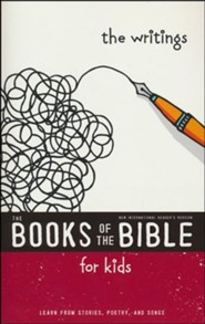 NIrV The Books of the Bible for Kids: The Writings, Softcover