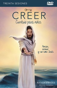 Creer, Currículo para Niños  (Believe, Kid's Curriculum), DVD