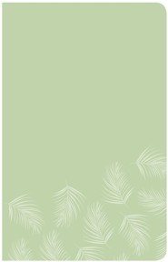 Imitation Leather Green Personal Book