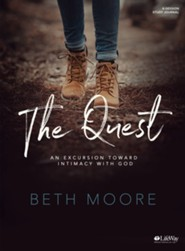 The Quest: An Excursion Toward Intimacy with God, Study Journal