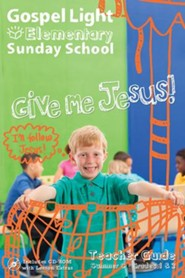 Gospel Light: Elementary Grades 1 & 2 Teacher Guide, Summer 2018 Year C