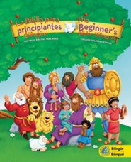 Biblia para principiantes bilingue: Historias biblicas para nioos/Beginners Bible Bilingual English/Spanish