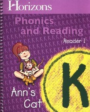 Horizons Phonics & Reading, Grade K, Reader Set