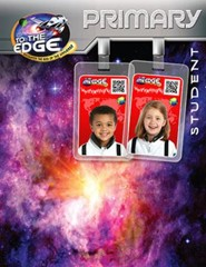 To The Edge VBS 2015: Primary Student Activity Sheets, KJV