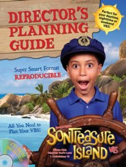 VBS 2014 SonTreasure Island- Director's Planning Guide: Reproducible!