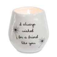 I Always Wished for a Friend Like You Soy Candle