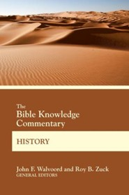 Bible Knowledge Commentary History
