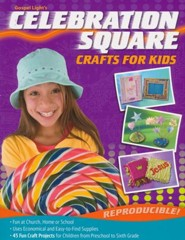 SonWorld Adventure Celebration Square Crafts for Kids