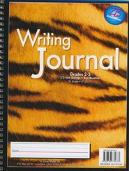 Zaner-Bloser Newsprint Writing Journal, Tiger Grades 2-3