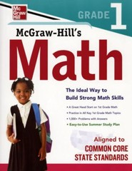 McGraw-Hill's Math Grade 1