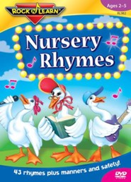 Nursery Rhymes CD & Book