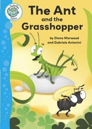 Tadpoles Tales: Aesop's Fables: The Ant and the Grasshopper: Tadpoles Tales: Aesop's Fables / Digital original - eBook