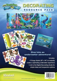 Deep Sea Discovery VBS: Decorating Resource Pack, 10 sheets