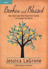 Broken and Blessed DVD: How God Used One Imperfect Family to Change the World